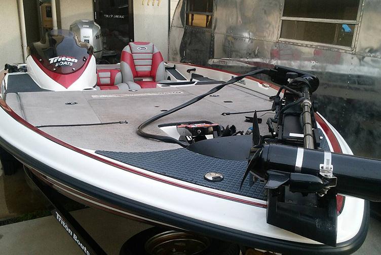 2010 トライトンボート18XS トルシープガレージ